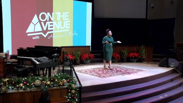 Season 1 | Ep. 6 - Tuesday Touch on the Avenue with Pastor Cosby & Pastor Wesley