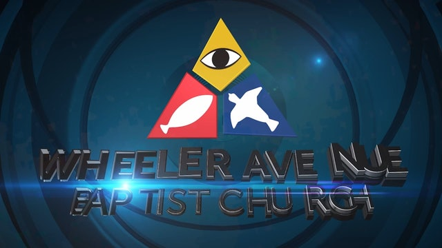 (Sermon Only) A Joyful Future - Rev. Dr. Marcus D. Cosby
