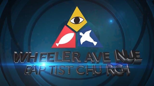 (Sermon Only) A Joyful Future - Rev. ...