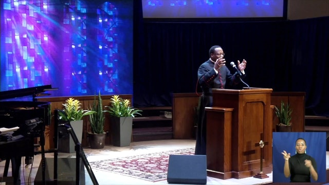 (Sermon Only) What's New? (Part 4) - Rev. Dr. Marcus D. Cosby