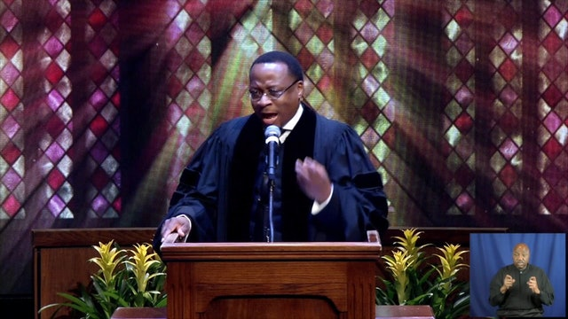 (Sermon Only) What's New? (Part 3) - Rev. Dr. Marcus D. Cosby