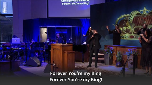 Forever You're My King
