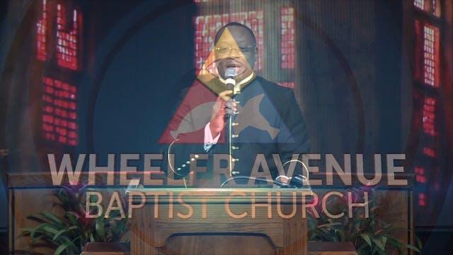 (Sermon Only) Daddy Duty - Rev. Dr. M...