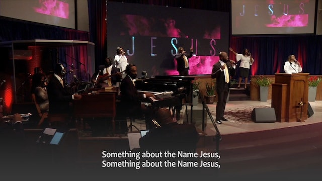 Something About the Name Jesus