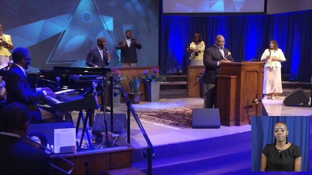 (HOH) As the World Turns - Rev. Dr. J...