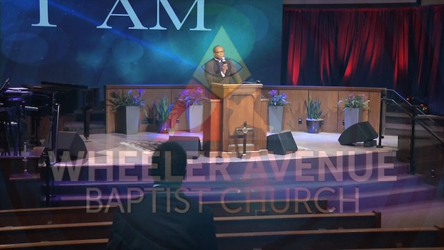 (Sermon Only) Winning with a Bad Hand - Rev. Dr. Marcus D. Cosby