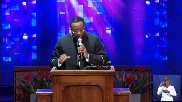 (Sermon Only) Blessed Assurance - Rev. Dr. Marcus D. Cosby