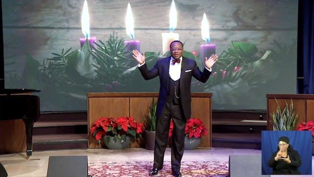 (Sermon Only) Jesus, the Presence of ...
