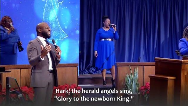 Hark the Hard Angels Sing
