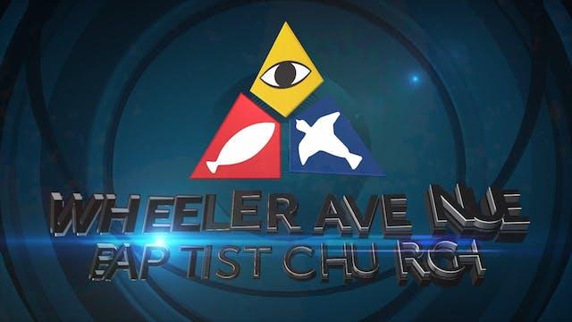 (Sermon Only) I Surrender All - Rev. ...