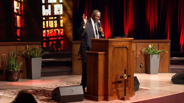 (Sermon Only) Comfort in a Crisis - R...