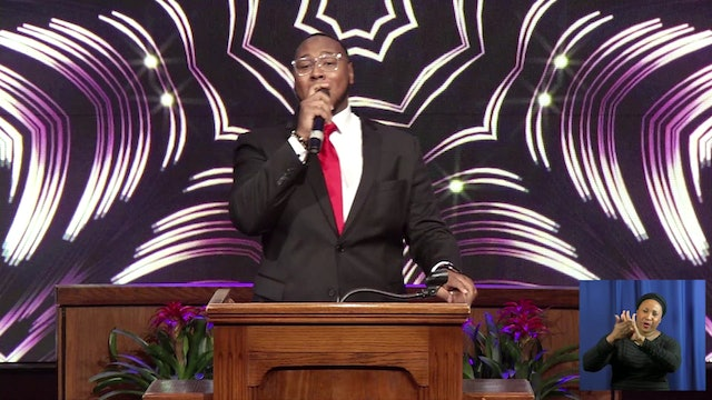 (HOH) Promises Made; Promises Kept - Rev. Dr. Marcus D. Cosby