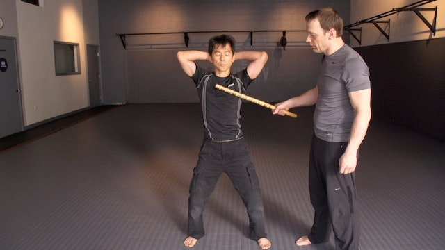 Systema Stick Fighting Part One, Strength Conditioning
