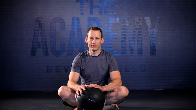 "Systema Medicine Ball Workout Part One ""Power"""