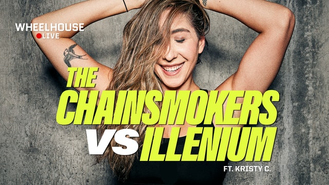 CHAINSMOKERS VS ILLENIUM ft. KRISTY C.