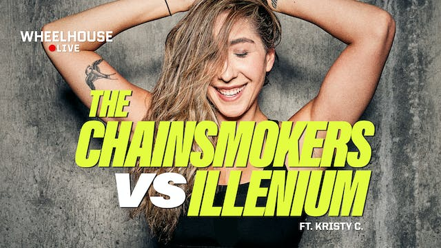 CHAINSMOKERS VS ILLENIUM ft. KRISTY C.