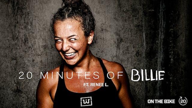 20 MINUTES OF BILLIE ft. RENEE L.
