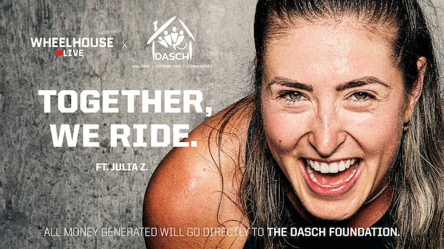 TOGETHER, WE RIDE ft. JULIA Z.