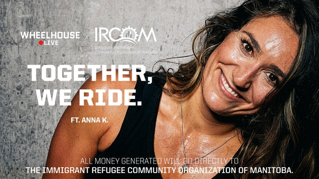 TOGETHER, WE RIDE (IX) ft. ANNA K.