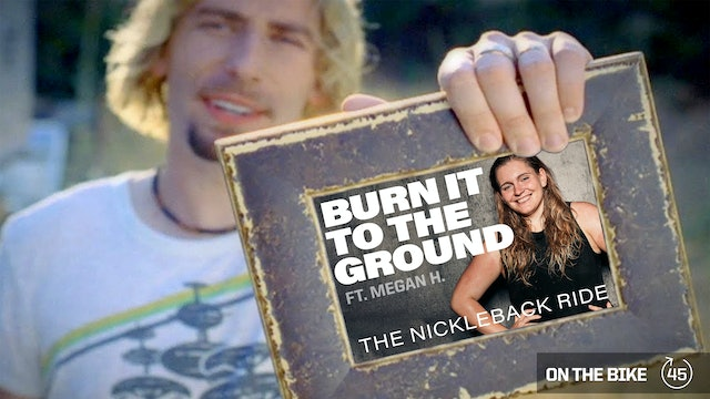 BURN IT TO THE GROUND ft. MEGAN H.