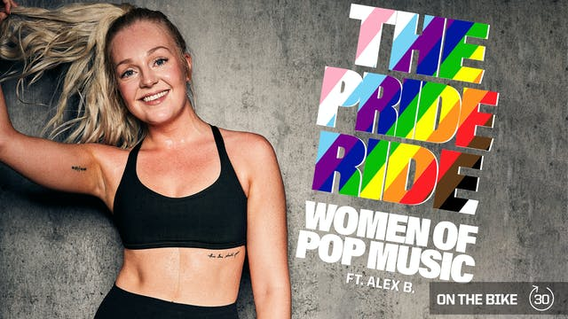 THE PRIDE RIDE [WOMEN OF POP MUSIC] f...