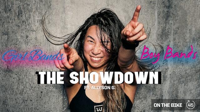 GIRL BANDS VS BOY BANDS: THE SHOWDOWN ft. ALLYSON G.