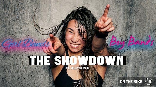 GIRL BANDS VS BOY BANDS: THE SHOWDOWN...