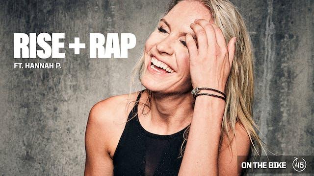 RISE + RAP ft. HANNAH P.