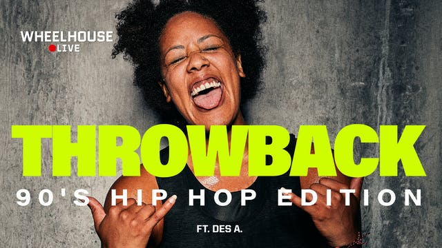 THROWBACK [90'S HIP HOP EDITION] ft. ...