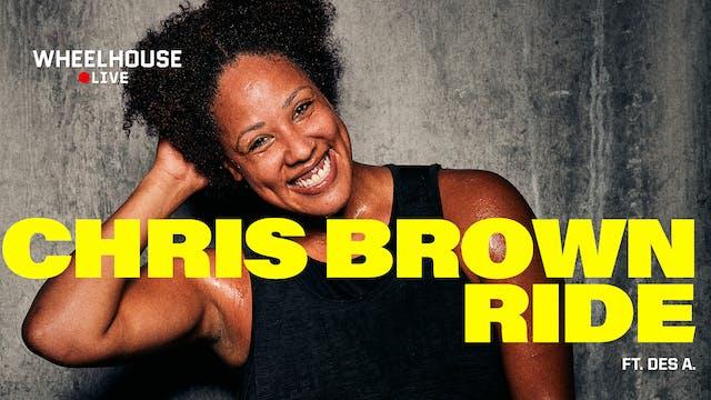 CHRIS BROWN RIDE ft. DES A.