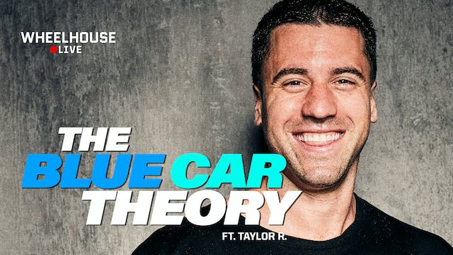 THE BLUE CAR THEORY ft. TAYLOR R.