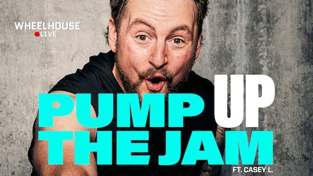 PUMP UP THE JAM ft. CASEY L.