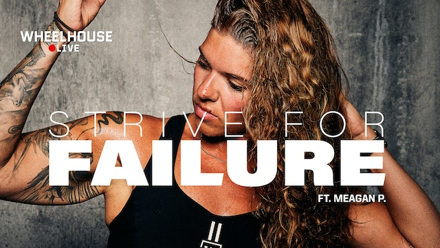 STRIVE FOR FAILURE ft. MEAGAN P.