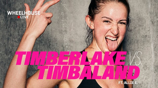 TIMBERLAKE VS. TIMBALAND ft. ALLIE E.
