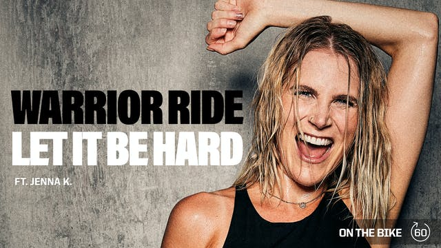 WARRIOR RIDE LET IT BE HARD ft. JENNA...