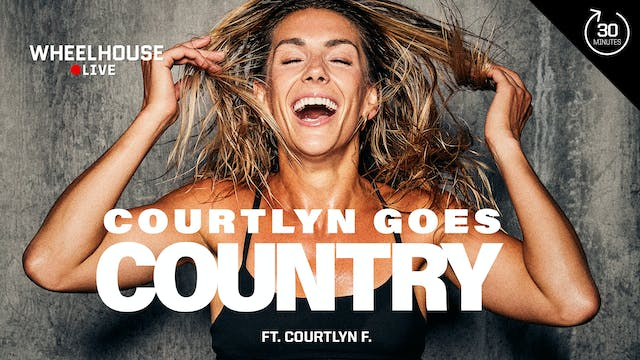 COURTLYN GOES COUNTRY ft. COURTLYN F.