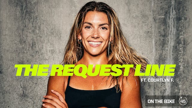 THE REQUEST LINE ft. COURTLYN F.