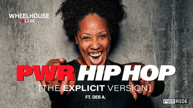 PWR HIP HOP [THE EXPLICIT VERSION] ft...