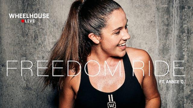 FREEDOM RIDE ft. ANNIE Q.