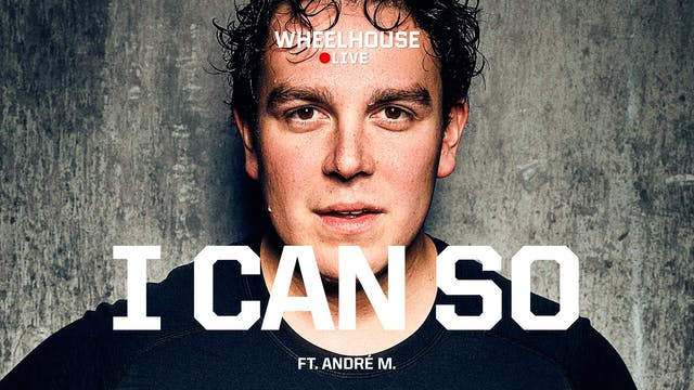 I CAN SO ft. ANDRE M.