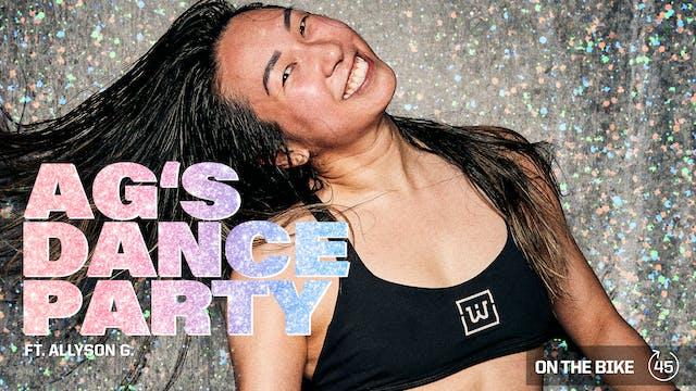 AG'S DANCE PARTY ft. ALLYSON G.