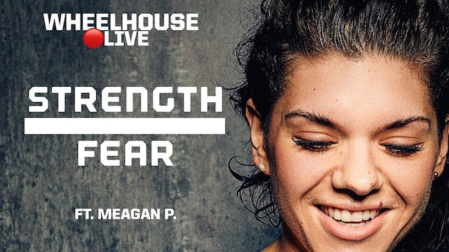 STRENGTH OVER FEAR ft. MEAGAN P.