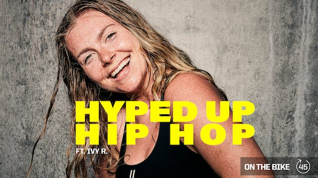 HYPED UP HIP HIP ft. IVY R.