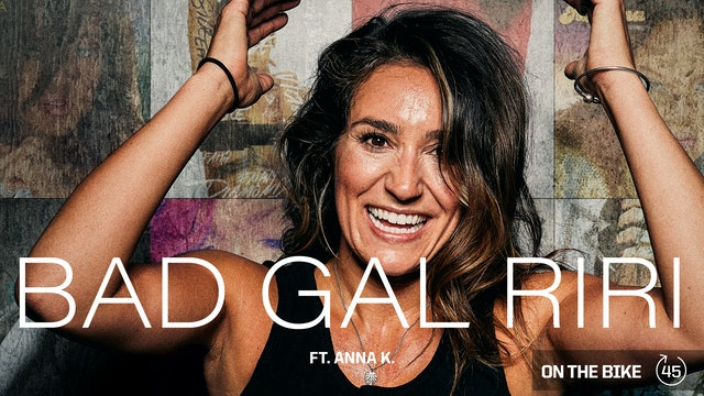 BAD GAL RIRI ft. ANNA K.