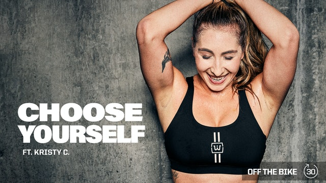 CHOOSE YOURSELF ft. KRISTY C.