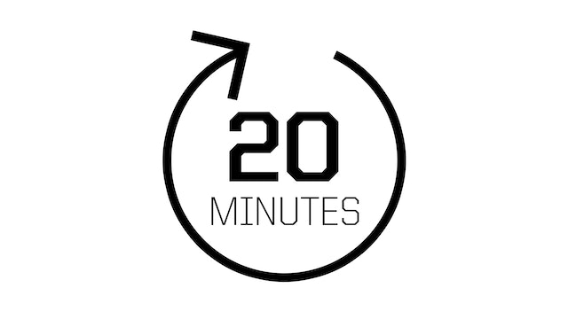 20 MINUTE RIDES
