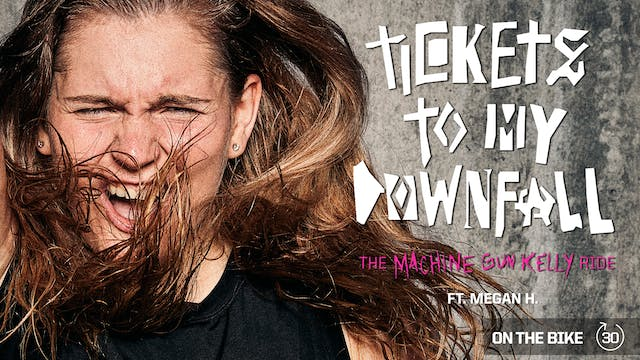 TICKETS TO MY DOWNFALL ft. MEGAN H.
