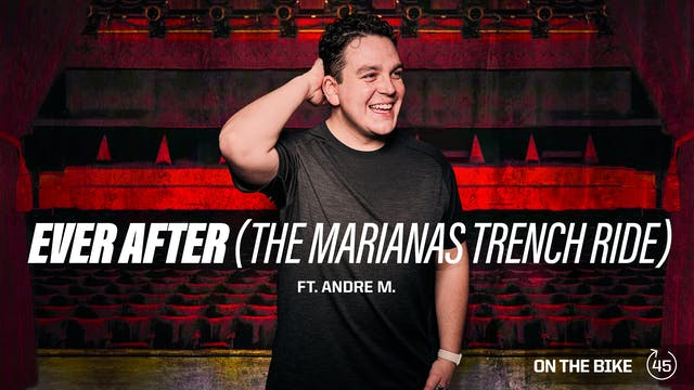 EVER AFTER (The Marianas Trench Ride)...