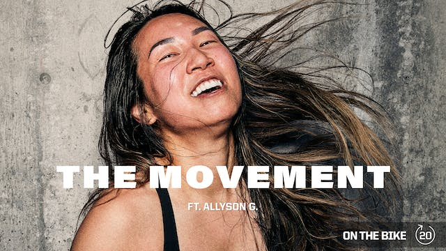 THE MOVEMENT ft. ALLYSON G