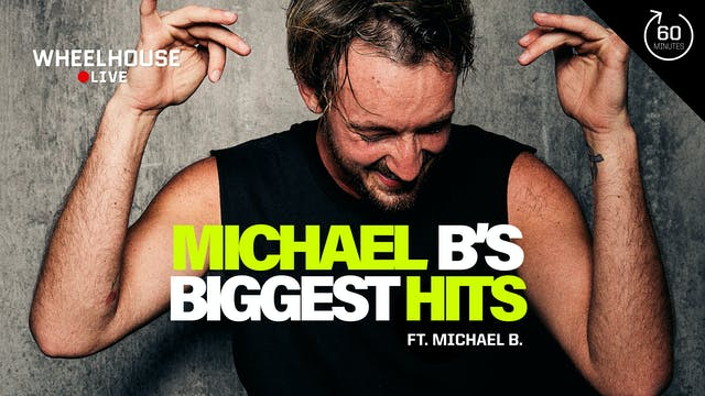 MICHAEL B'S BIGGEST HITS ft. MICHAEL B.